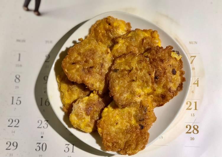 Trứng Cốm Đúc Thịt